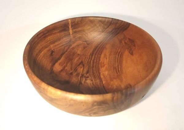 vaisselle bol en bois de noyer ecologique