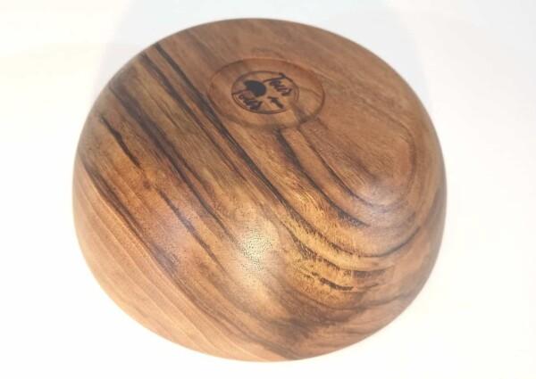 bol en bois de noyé écologique esthétique