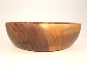 Bol rond en bois de noyer 750 ml